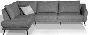 Γωνιακός καναπές Jasmin