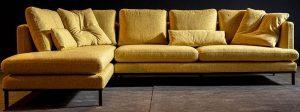Γωνιακός Καναπές Elis