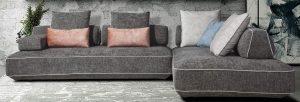 Γωνιακός καναπές Gossip