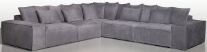 Γωνιακός καναπές Kubic