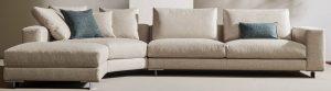 Γωνιακός καναπές Time